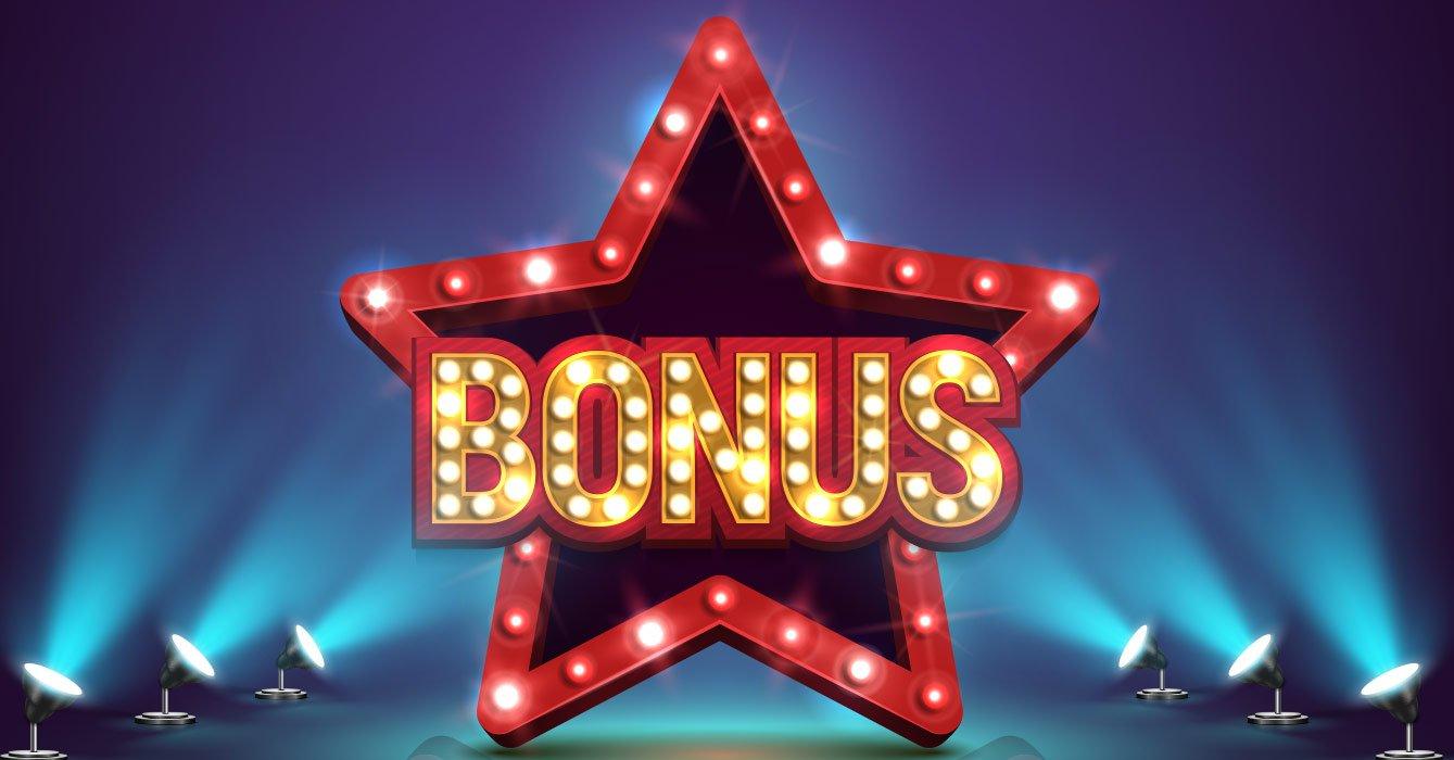 Bonusar ger dig möjligheten att vinna pengar